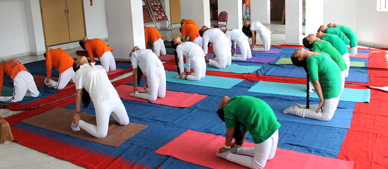 Yoga-centre