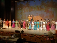 Janmashtami Celebration 2013