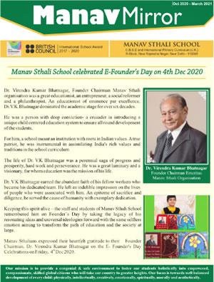 Manav Mirror October 2020 – March 2021